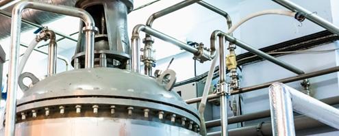 Удаление влаги из сжатого воздуха при производстве продуктов питания и напитков